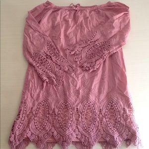 Roxberi Lace Dress 🌺size small